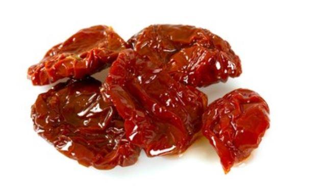 tomates secos caseros con aceite