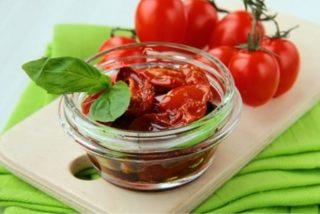 Cómo hacer tomates secos caseros🍅