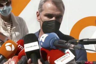 """Toni Cantó, con mucha rabia, dimite y ahonda en la crisis total de Ciudadanos: """"Rivera se fue como un señor..."""""""