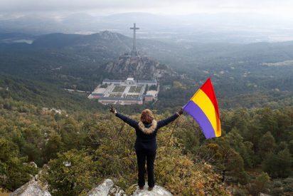 """""""No se toca"""": ofensiva por los monjes y el Valle de los Caídos que hunde a Sánchez e Iglesias"""