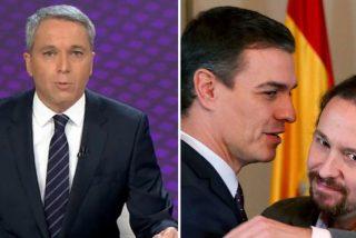 Vicente Vallés repite éxito: así destapa la trama del Gobierno y sus cómplices para engañar con los fondos europeos