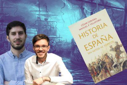 """César Cervera y Manuel P. Villatoro: """"La España imperial tenía garra y no se daba nunca por vencida"""""""
