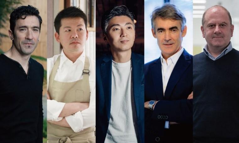 El Foro atrae a cocineros estrella de Oriente y Occidente y a magnates de la gastronomía para un intercambio culinario