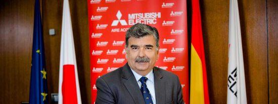 Pedro Ruiz Gómez, nombrado presidente de Mitsubishi Electric Europe, B.V., sucursal España