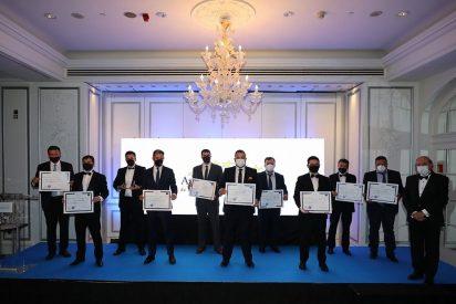 La Asociación Europea de Economía y Competitividad Concede El Premio Europeo a La Calidad Empresarial 2021