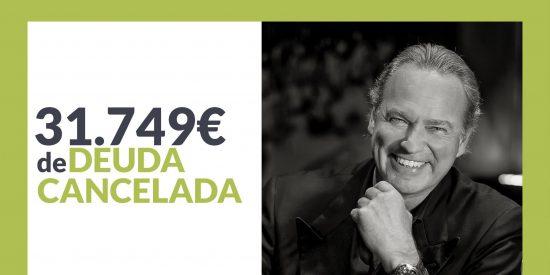 Repara tu Deuda cancela 31.749 € con deuda pública en Valencia con la Ley de la Segunda Oportunidad