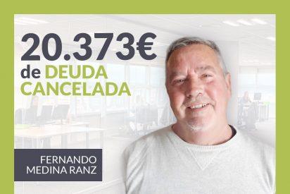 Repara tu Deuda abogados cancela 20.373 € en Barcelona con la Ley de Segunda Oportunidad