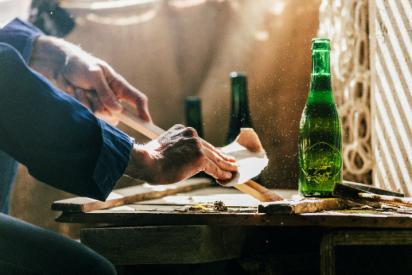 """Cervezas Alhambra patrocina ESTAMPA y apoya el coleccionismo a través del proyecto """"Atrévete con el Arte"""""""