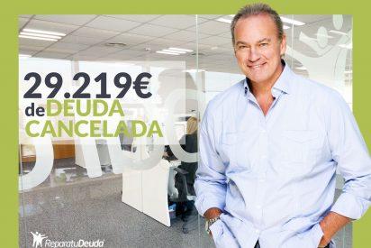 Repara tu Deuda Abogados cancela 29.219 € en Sabadell (Barcelona) con la Ley de Segunda Oportunidad
