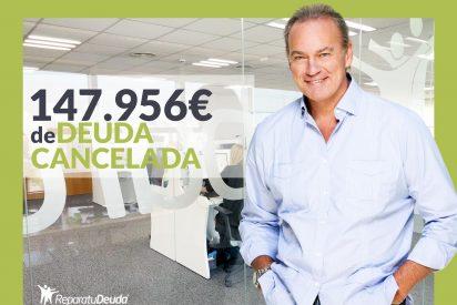 Repara tu Deuda Abogados cancela 147.956 € en Terrassa (Barcelona) con la Ley de la Segunda Oportunidad