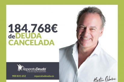 Repara tu Deuda cancela 184.768 € en San Vicente del Raspeig (Alicante) con la Ley de Segunda Oportunidad