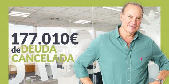 Repara tu Deuda Abogados cancela 177.010 € en Carcaixent (Valencia) con la Ley de Segunda Oportunidad
