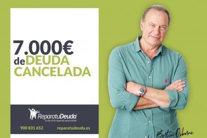 Repara tu Deuda cancela 7.000€ en Cornellà de Llobregat (Barcelona) gracias a la Ley de Segunda Oportunidad