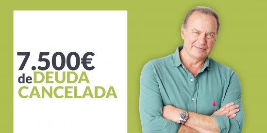 Repara tu Deuda Abogados cancela 7.500 € en Mérida (Extremadura) con la Ley de Segunda Oportunidad