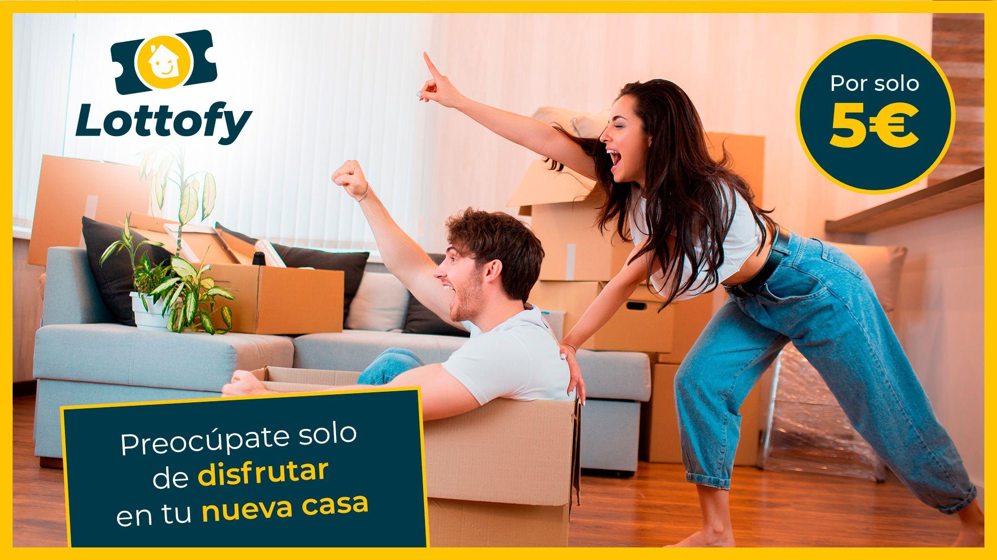 Llega a España Lottofy, el nuevo sistema de sorteo online de viviendas