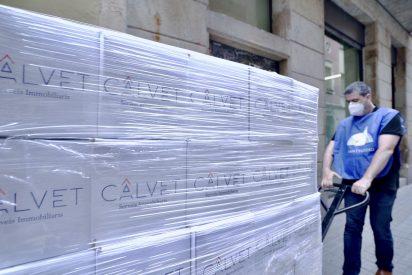CALVET reafirma su compromiso social con las familias más desfavorecidas de Barcelona