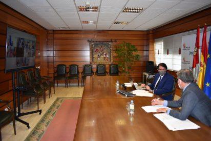 La Junta y el Ministerio impulsan el Programa de Desarrollo Rural de Castilla y León aportando financiación para la aplicación de las medidas en 2021