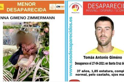 Los restos de sangre en el barco no pertenecen a las niñas desaparecidas en Tenerife