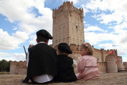 La Quema de Medina. La mecha que prendió la revolución Comunera en Castilla