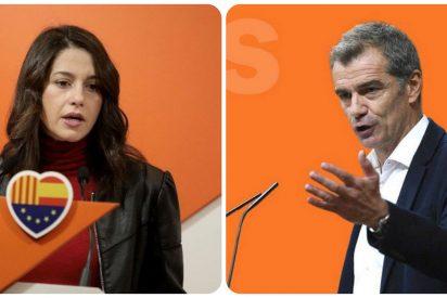 Inés Arrimadas aún sangra por la herida y demuestra que no ha superado la marcha de Toni Cantó al PP