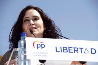 Últimos sondeos: Ayuso arrasa en las elecciones del 4M y a Sánchez y sus compinches les da un ataque de nervios