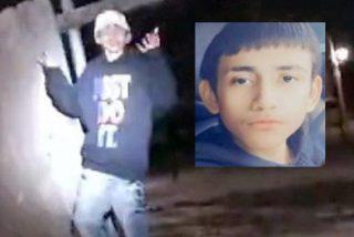 El vídeo de un policía matando a un niño latino con las manos en alto, dispara la tensión en EEUU
