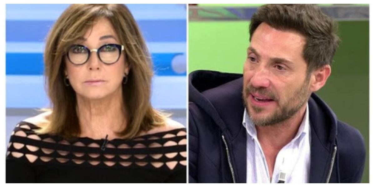 """""""Es repugnante"""": Ana Rosa Quintana deja tiritando a Antonio David Flores tras saber que quiso vender a su hija"""