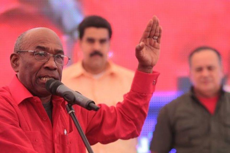 Fallece Aristóbulo Istúriz, el fiel colaborador de la tiranía de Hugo Chávez y Nicolás Maduro