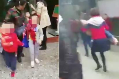 Un asesino ataca con un cuchillo una guardería en China y deja 2 niños muertos
