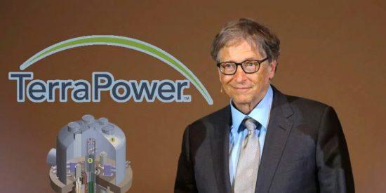 Bill Gates tiene la solución para que disfrutemos de energía barata: 'minicentrales nucleares'