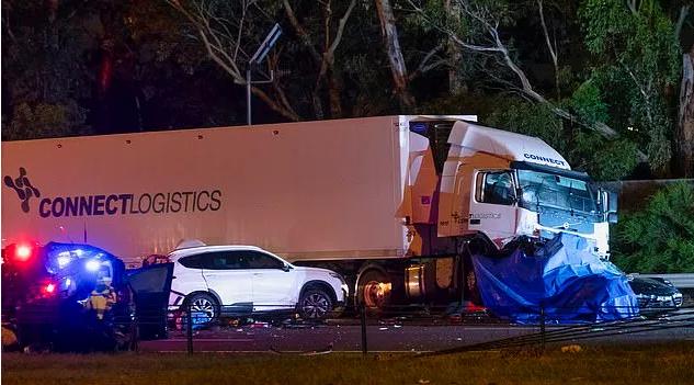 Condenado a 22 años de cárcel el camionero ebrio que, huyendo de una bruja inventada, mató a 4 policías