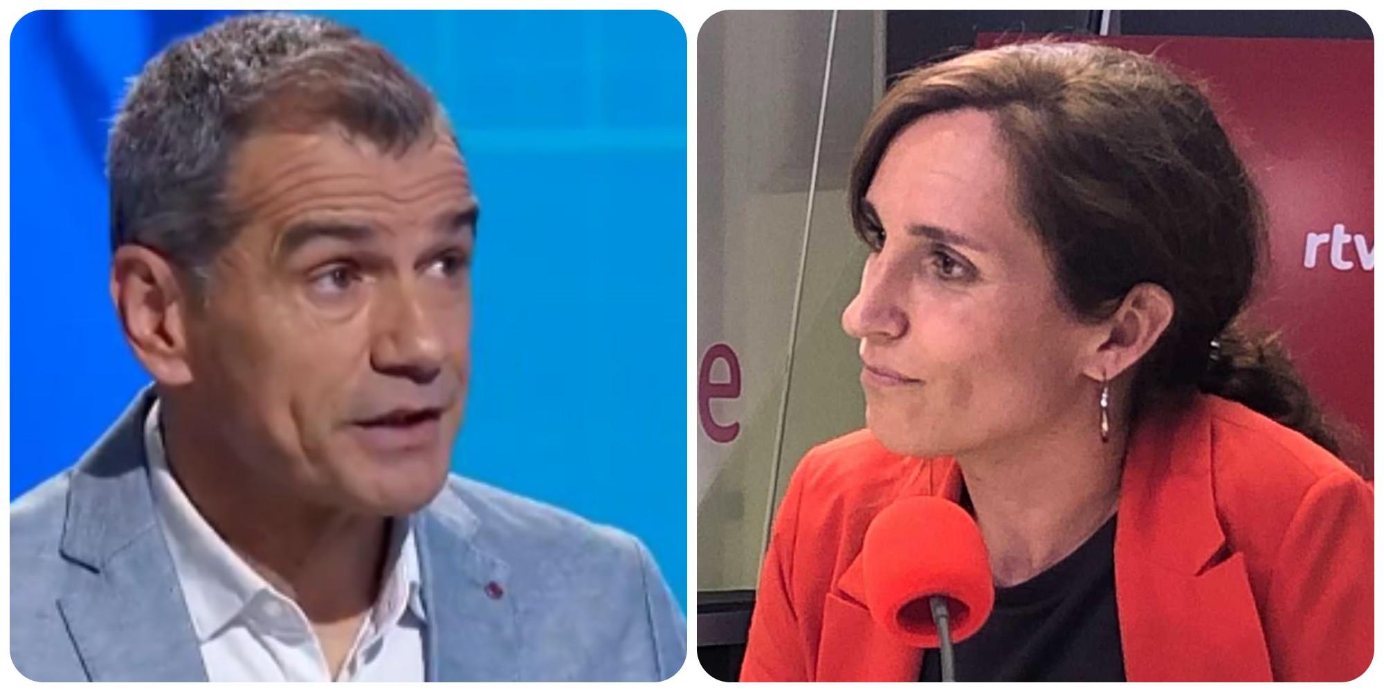 Cantó (PP) sopapea a García (Más Madrid) por los 50.000 euros gastados en un ático para la campaña electoral
