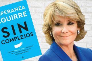 """Esperanza Aguirre: """"A Gabilondo le avisaron a mitad del debate de que tenía que pactar con Iglesias"""""""