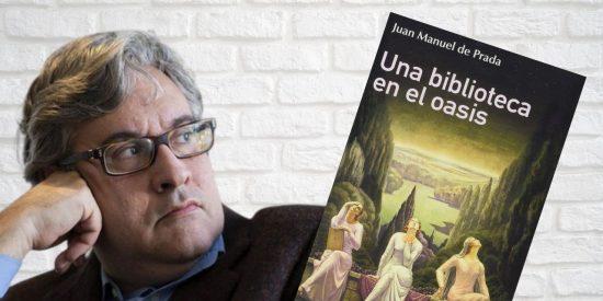 """Juan Manuel de Prada: """"La demonización que está sufriendo VOX es muy inquietante"""""""