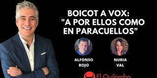 """El Quilombo: Boicot a VOX al grito de """"a por ellos como en Paracuellos"""""""