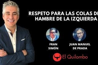 El Quilombo: Un respeto por las colas del hambre que fabrica la izquierda