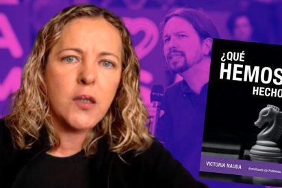 """Victoria Nauda, ex militante de Podemos: """"Me decían que si era 'buena niña' y me callaba me iban a dar un puesto"""""""