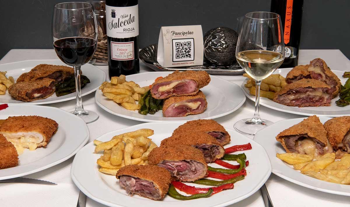 El I Mes del Cachopo lleva a Vallecas la fiebre por el popular plato asturiano
