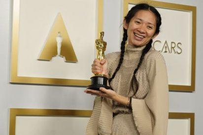 El régimen chino censura la victoria de la directora de cine Chloé Zhao en los premios Oscar