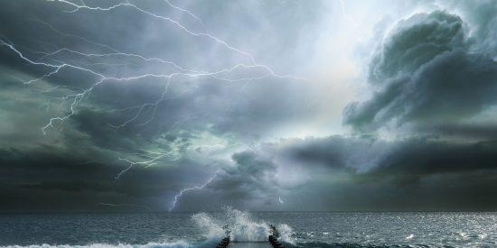 Pronóstico del Tiempo: lluvia por todos lados este 9 de abril de 2021