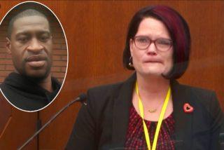 """La novia de George Floyd confiesa ante el juez: """"Él y yo sufrimos de adicción a los opiáceos"""""""
