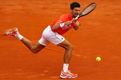 Debacle de Djokovic en Montecarlo, donde es eliminado por el 33 del mundo