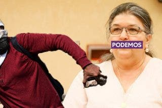 La decana de Podemos en la Complutense se excusa en amenazas de la extrema izquierda para cancelar el acto de Leopoldo López