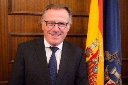 Ciudadanos expulsa del partido a Eduardo de Castro, presidente de Melilla, por 'caradura'