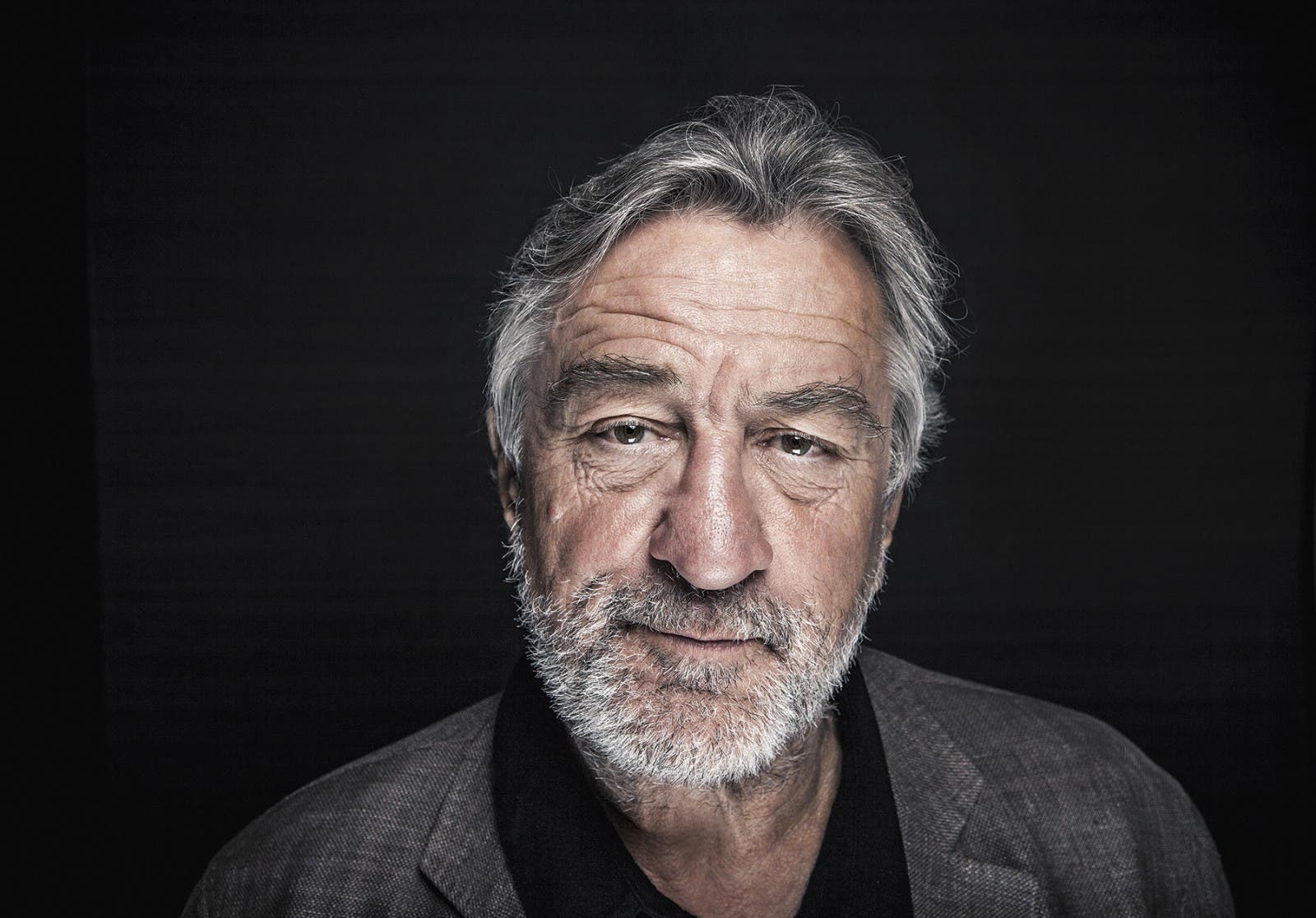 Robert De Niro esta en la ruina por culpa de las mujeres y los virus