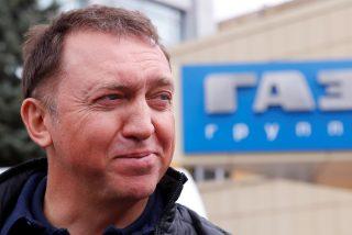El magnate ruso Oleg Deripaska propone una alternativa en forma de tren al Canal de Suez