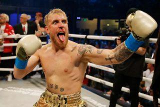 El 'youtuber' Jake Paul noquea a un luchador profesional de MMA