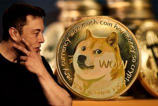 Elon Musk, alias el 'Dogefather', impulsa de nuevo el Dogecoin con su último tuit