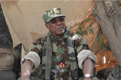 Matan a tiros al presidente de Chad horas después de ser reelegido