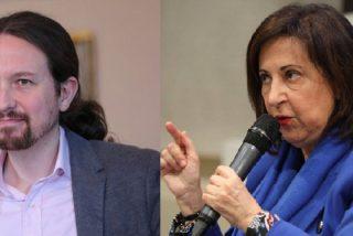 """Defensa tumba la mentira de Iglesias sobre la UME y los 'trolls' de Podemos acusan a Margarita Robles de """"facha"""""""